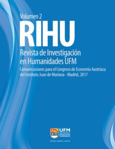 Revista RIHU Portada Volumen2
